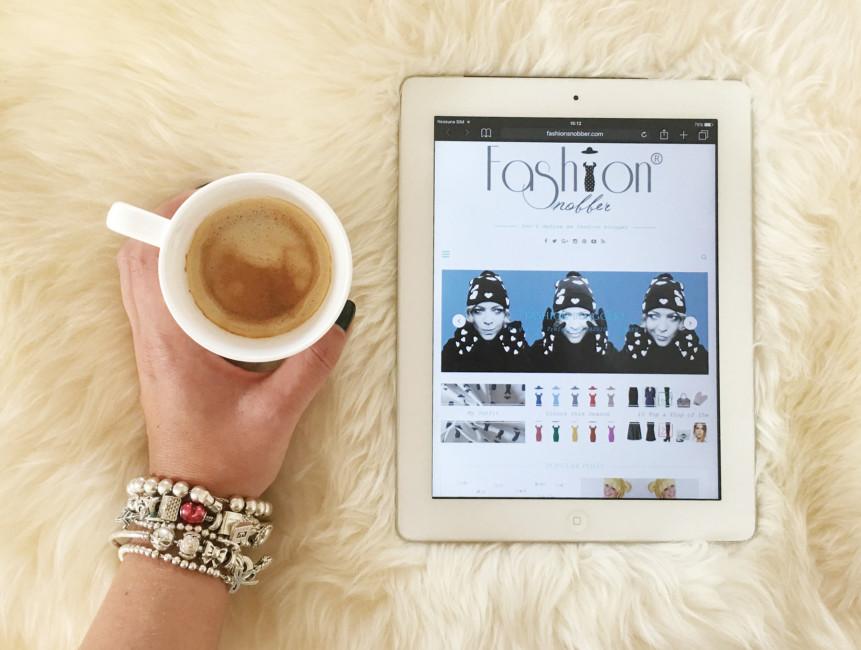 Fashion Snobber fashion blog.