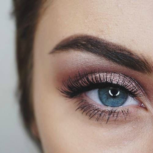 Blue eyes makeup best ideas.