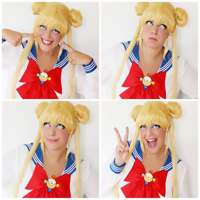 10 motivi per voler essere come Sailor Moon.
