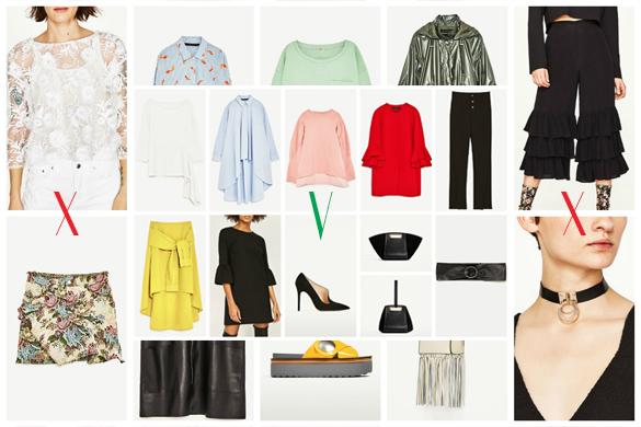 Zara Fashion Week