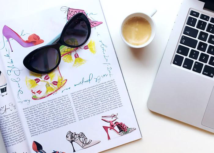 Errori da evitare in un blog di moda.