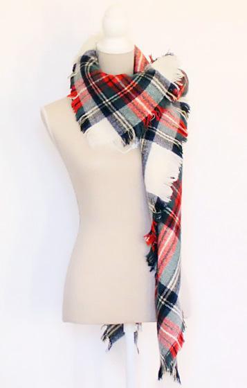 Come annodare la sciarpa in tanti modi diversi.