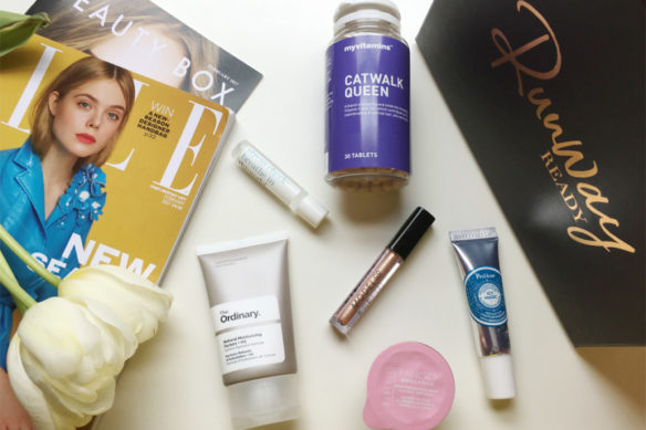 Beauty Box Runway Ready Edition di Lookfantastic