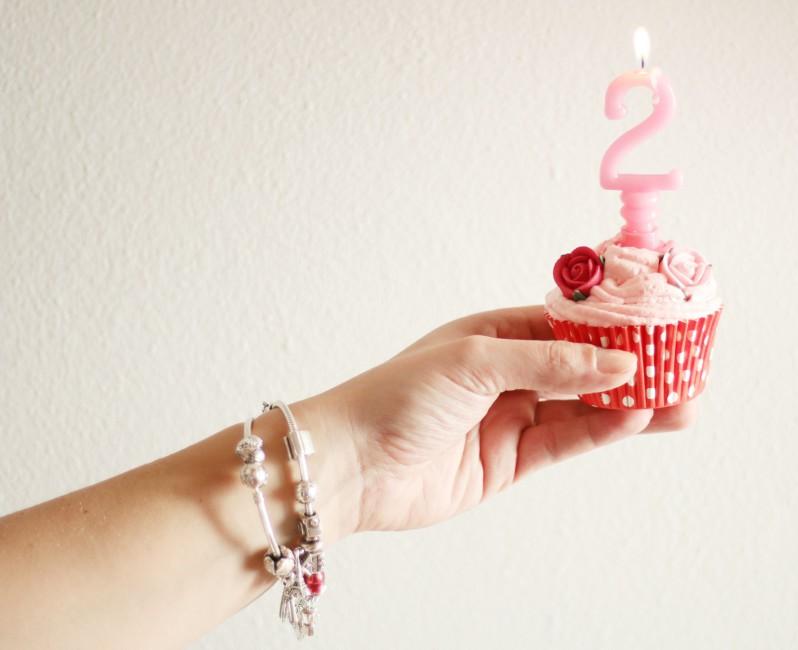 Buon secondo compleanno Fashion Snobber blog.