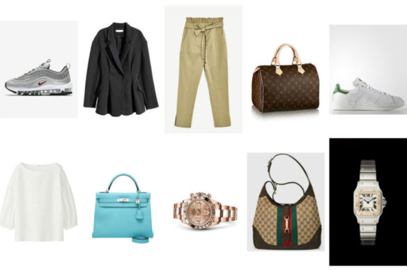 3 must have 10 top fashion brands in the world
