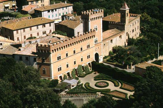 Bolgheri Toscana Italy.