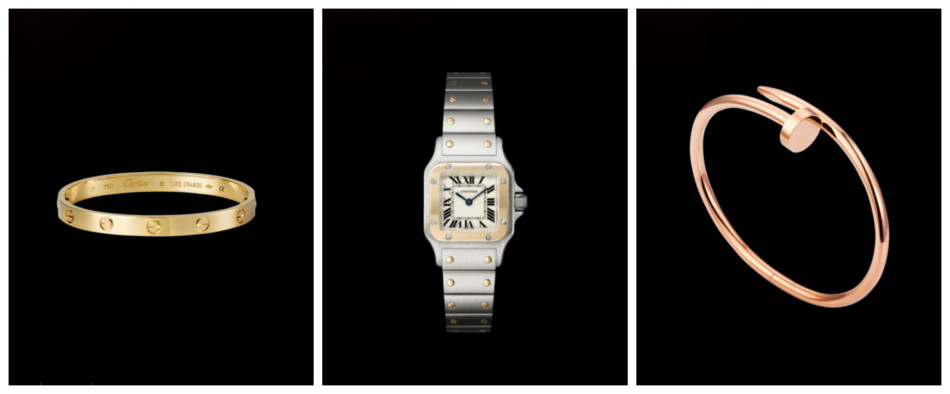 Migliori brand di moda al mondo must have Cartier - The best fashion brand in the world must have Cartier.