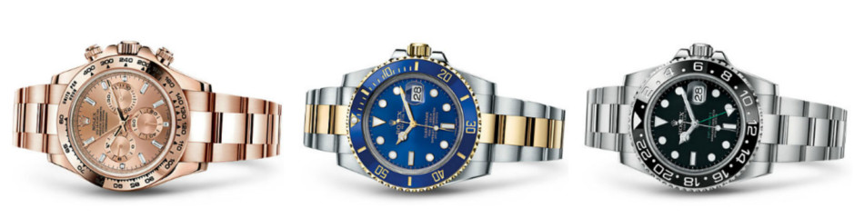 Migliori brand di moda al mondo must have Rolex - The best fashion brand in the world must have Rolex.