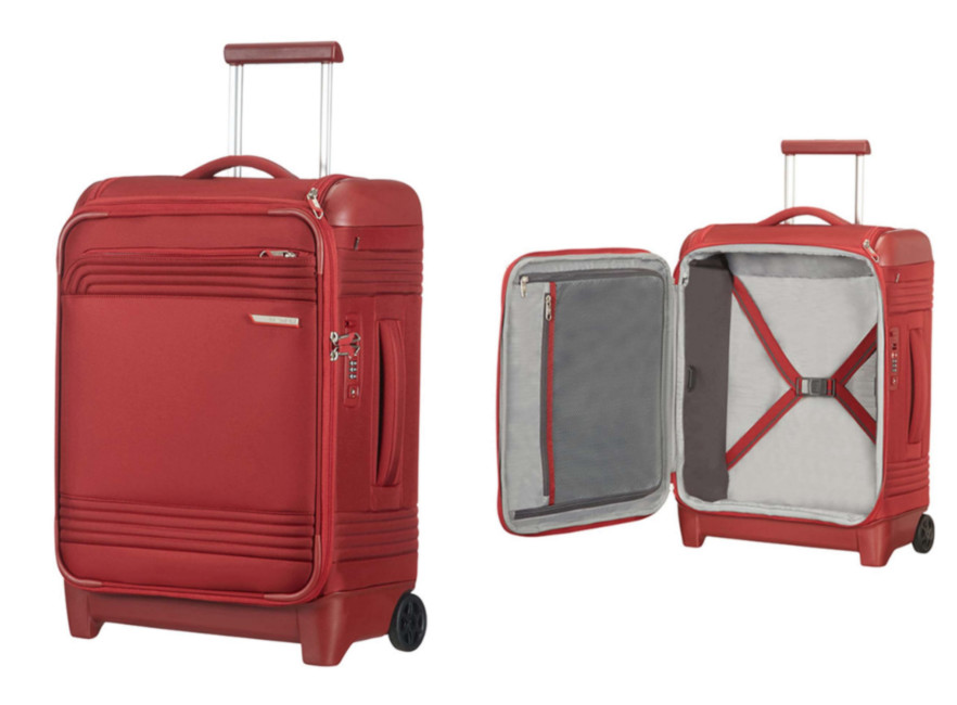 B3ndy borse di moda e valigeria, trolley Samsonite - B3ndy fashion handbags and suitcases trolley Samsonite.