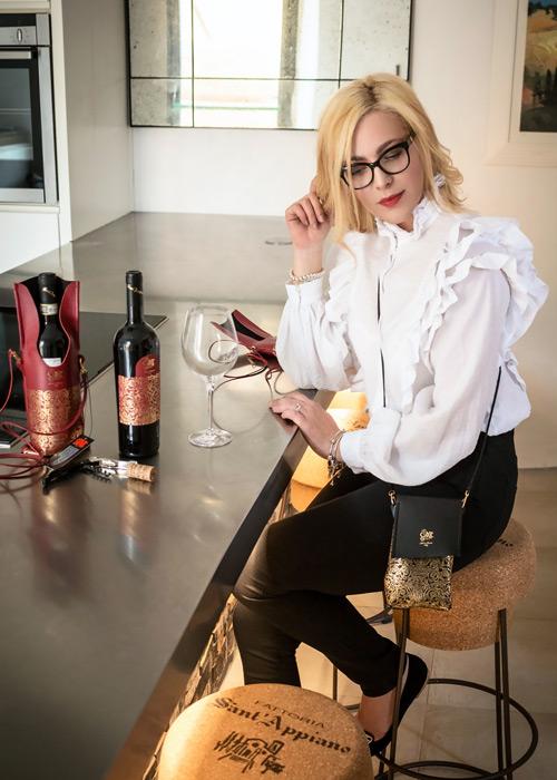 Cosa indossare per visitare una cantina di vini.