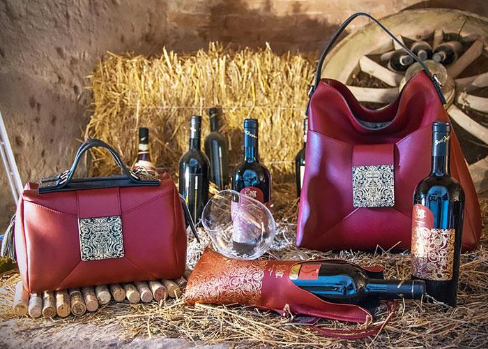 Dalla pelle al vino, quando l'enologia incontra la moda.