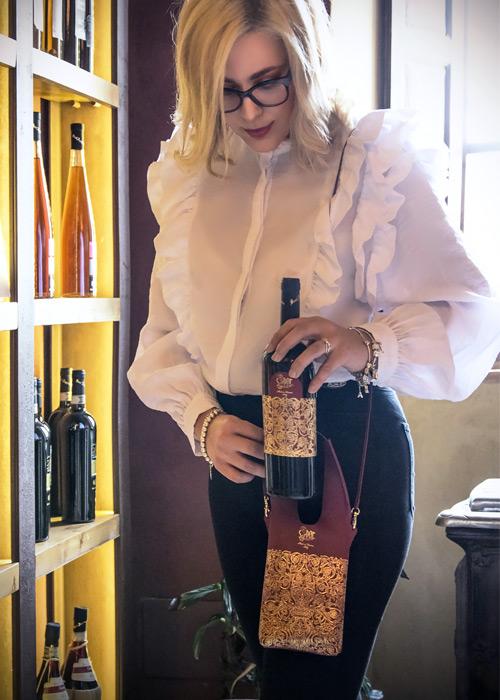 Sapaf Atelier veste il vino Fattoria Sant'Appiano.