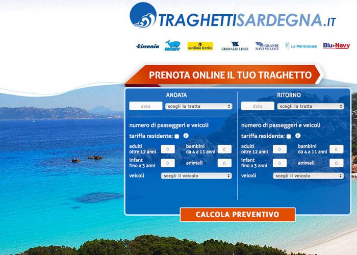 Migliori offerte traghetti per la Sardegna.