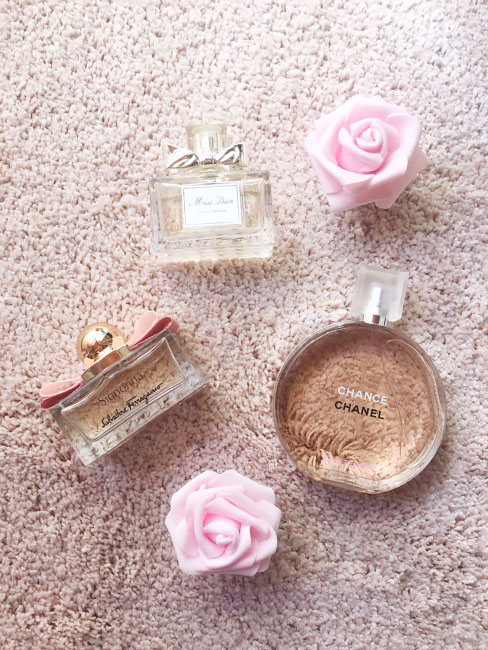 How to choose perfect perfume in 3 steps.