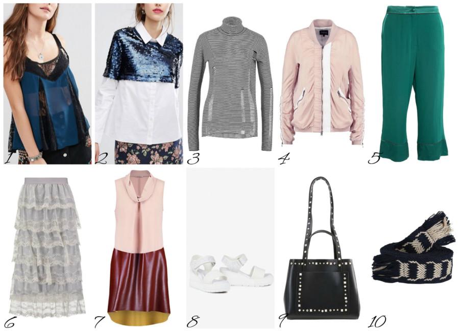 Flop luglio saldi moda donna - Flop July sales women's fashion.