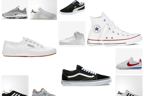 The 11 most influential sneakers in the world