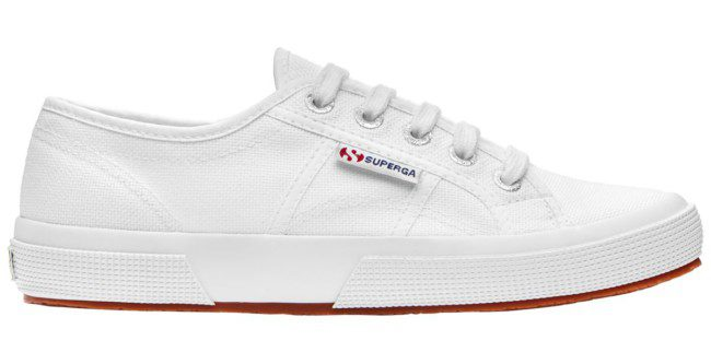 Superga 2750 among the most influential sneakers in the world.