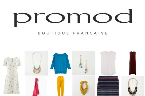 3 look ideas with online sales Promod