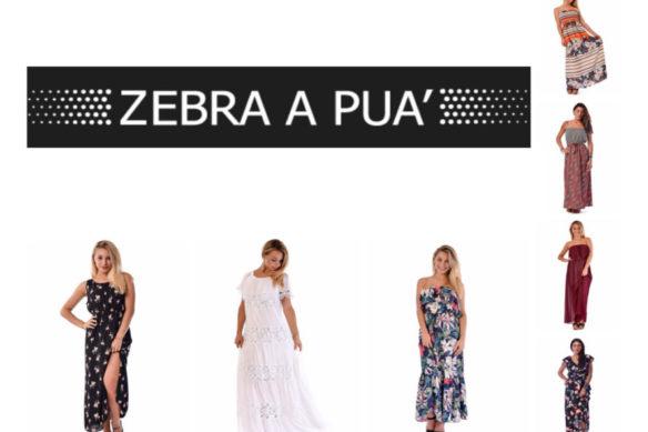 Long Dresses? I choose the low cost brand Zebra a Puà