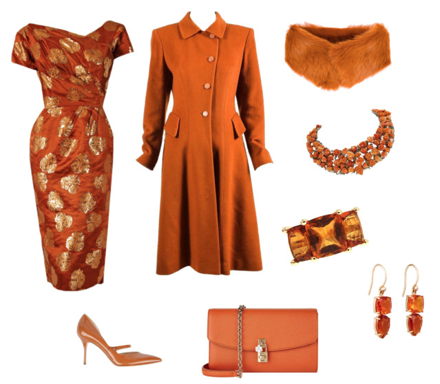 Autumn Maple outfit.