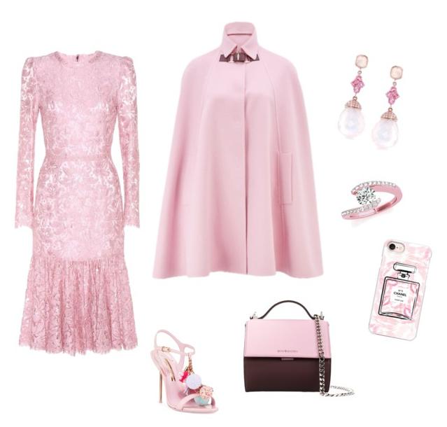 Ballet Slipper outfit.