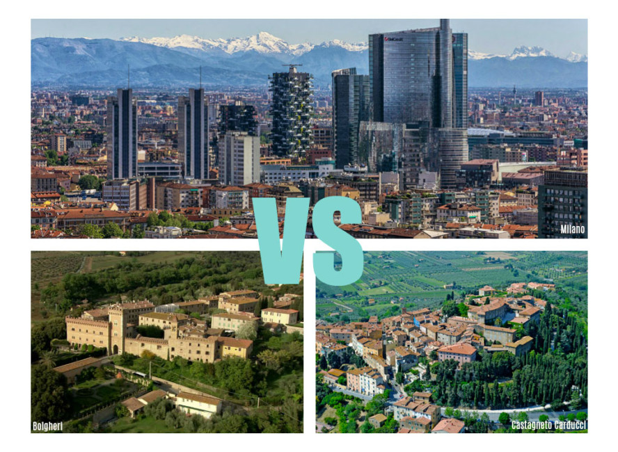 City VS Provincial Village Where Is It Better To Live
