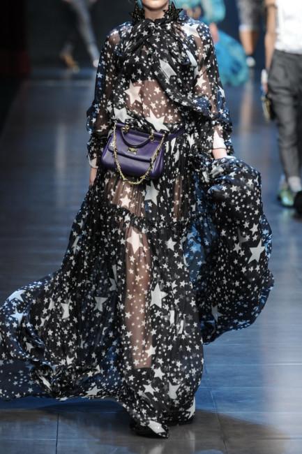 Dolce & Gabbana abito stelle.