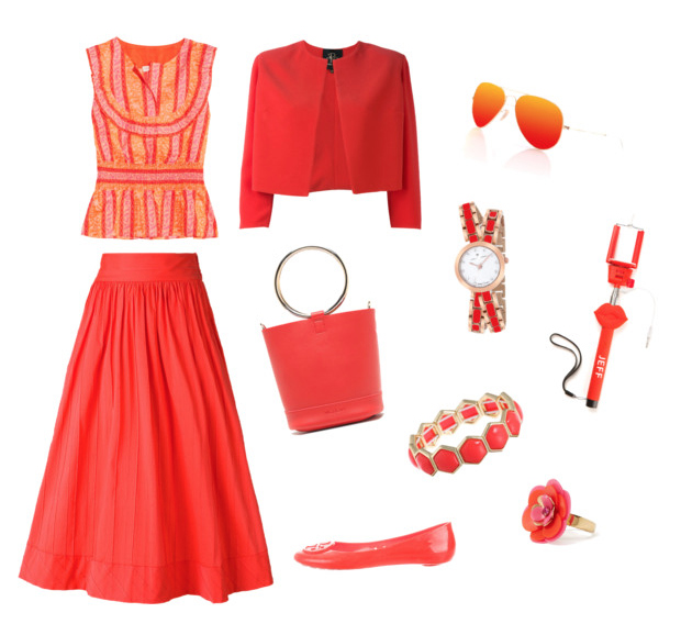 Grenadine outfit.