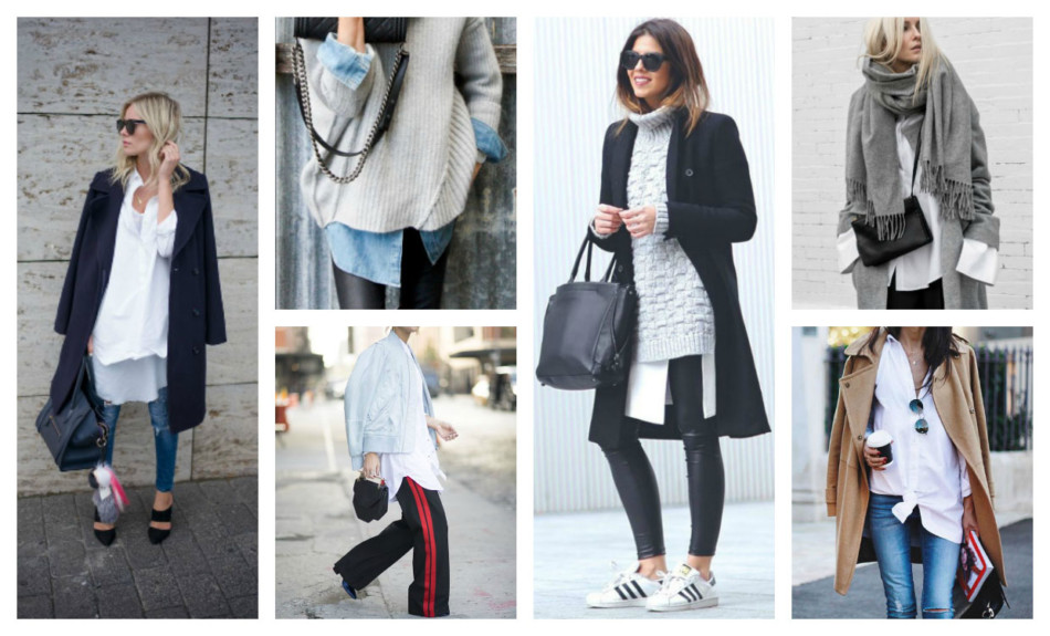 Camicia oversize must have dell'inverno - Oversized shirt must have winter.