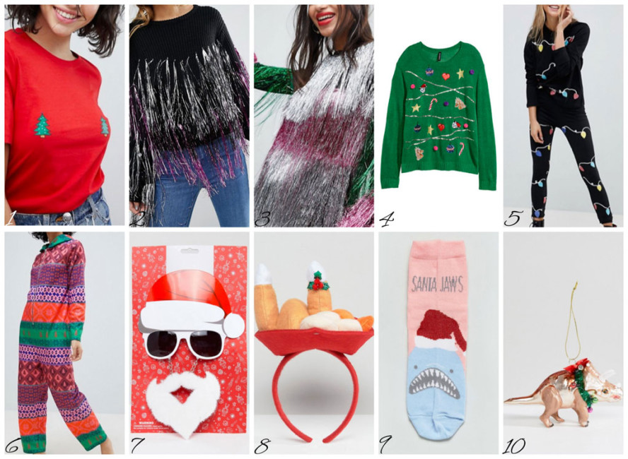 10 Flop del mese, novembre 2017 moda donna Natale - 10 Flop of the month, November 2017 Christmas fashion woman.