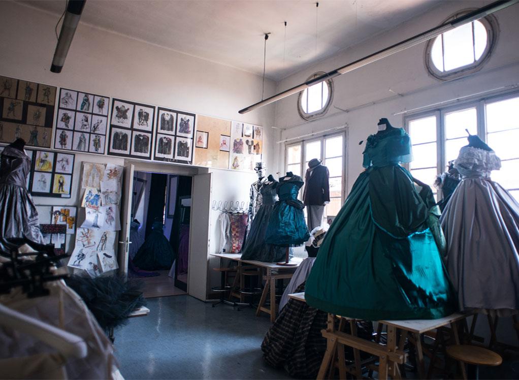 Studiare moda in Italia - Studying fashion in Italy.