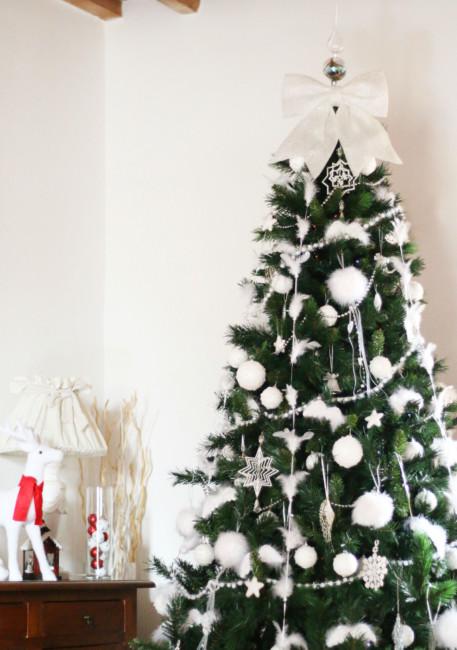 Alberi Di Natale Come Addobbarli Foto.Come Addobbare L Albero Di Natale Step By Step Blog Di Moda