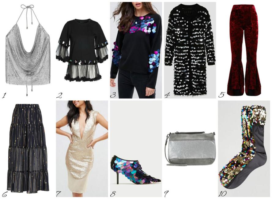 Flop moda Capodanno dicembre 2017 - Flop fashion New Year's December 2017.