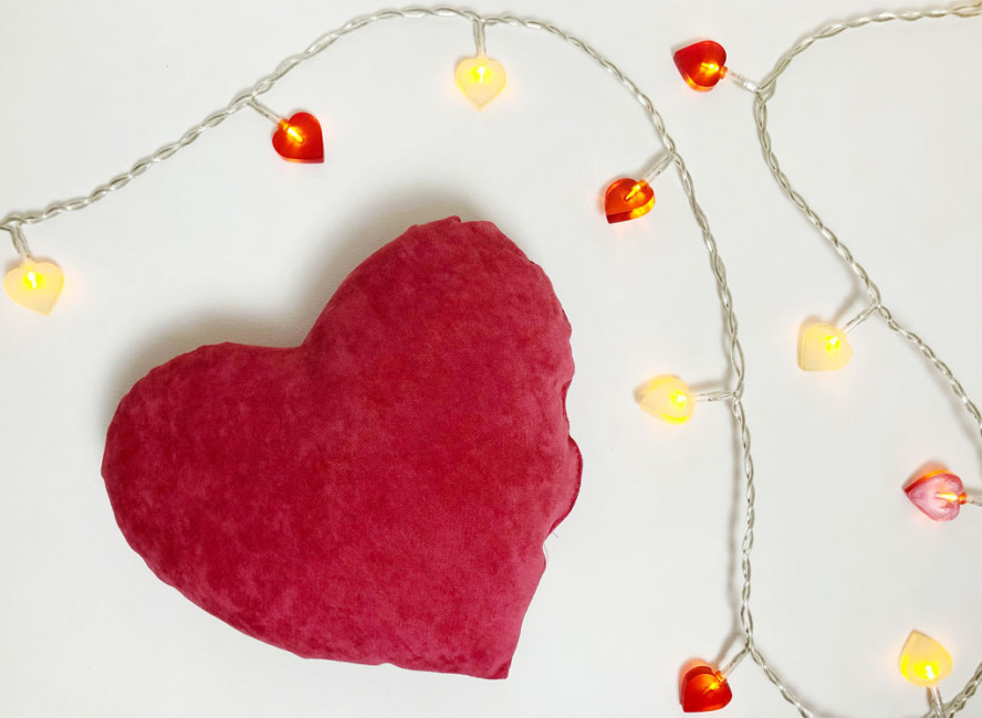 Come rendere speciale San Valentino -How to make Valentine's Day special.
