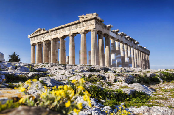 Holidays in Greece? The Unesco tells us what to visit