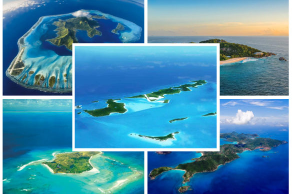 Dream trips: the 5 most exclusive islands