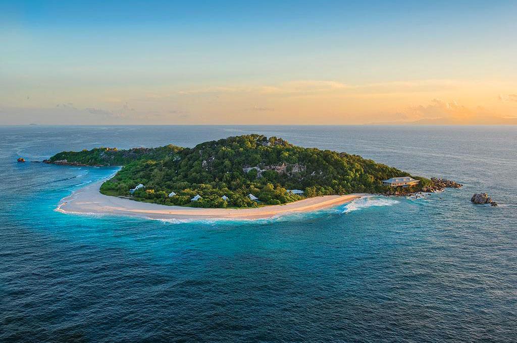 Seychelles, Isola di Cousin.