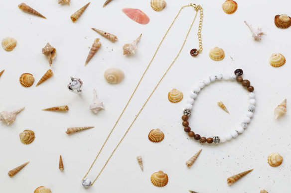 Granelloso, i gioielli che nascono dal mare