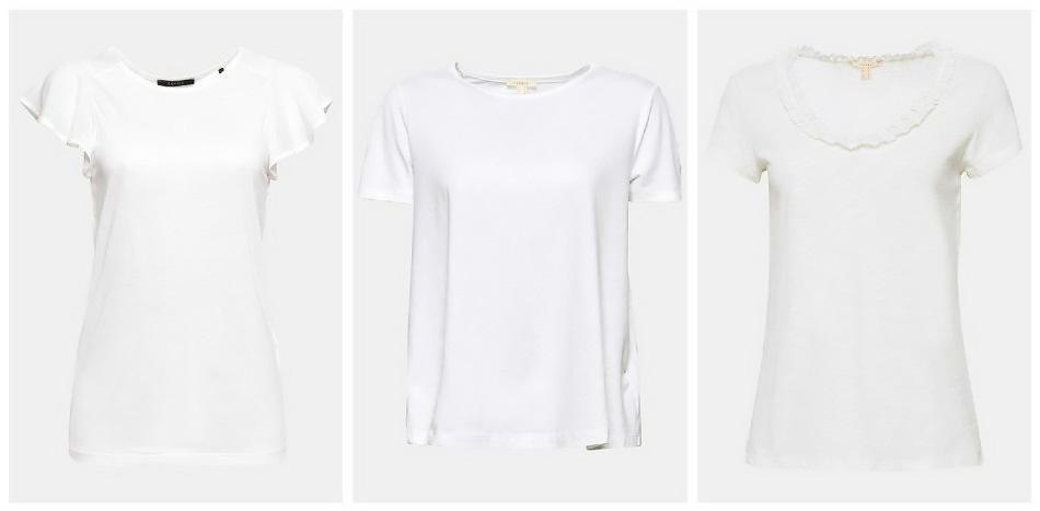 Come scegliere t-shirt bianca perfetta.