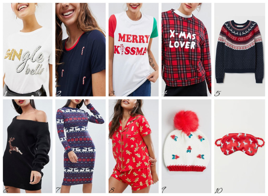 Top novembre 2018 moda Natale - Top November 2018 Christmas fashion.