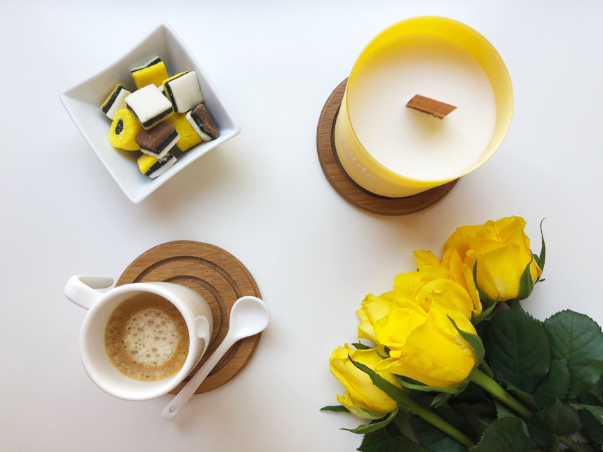 Candele profumate Jijide - Jijide scented candles.