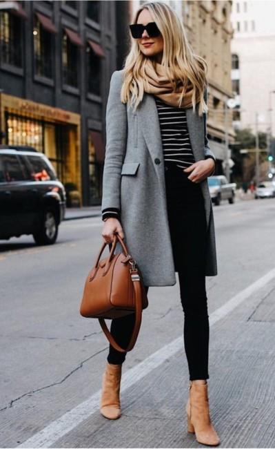Come indossare tronchetti.