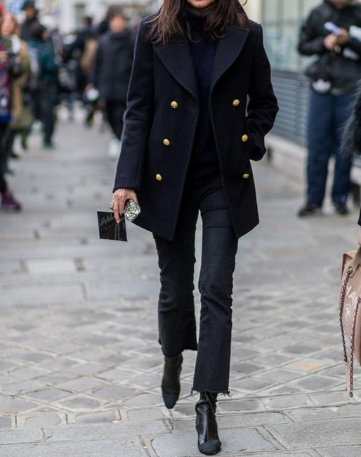 How to wear the ankle boots.