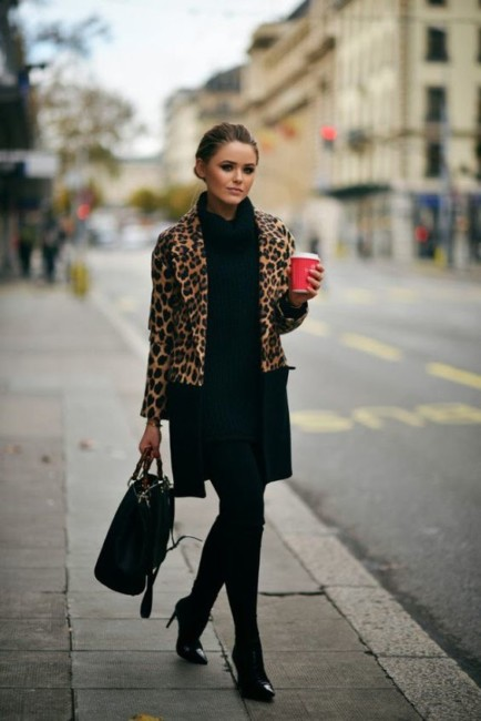How to wear the animalier blazer.