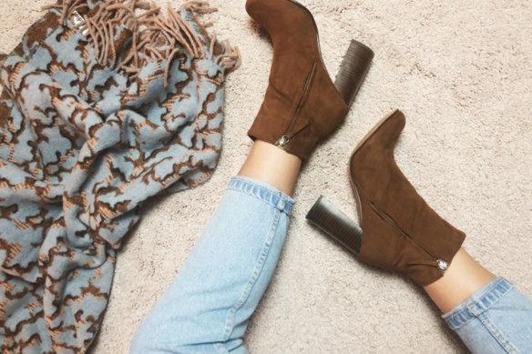 Come indossare i tronchetti o ankle boots
