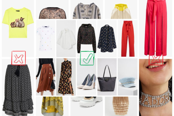 Top & Flop of the month: March and women's fashion news
