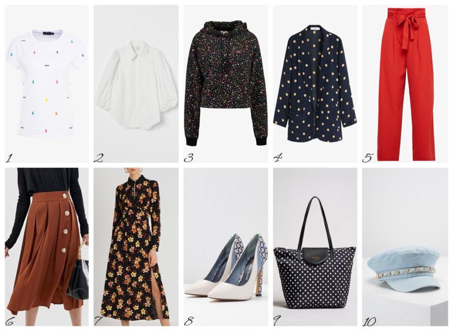 Top moda donna marzo 2019.
