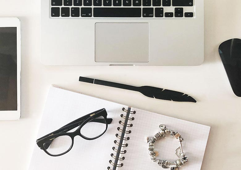 How to create a blog from scratch.