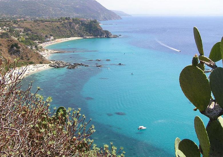 Ricadi, Calabria, Italy.