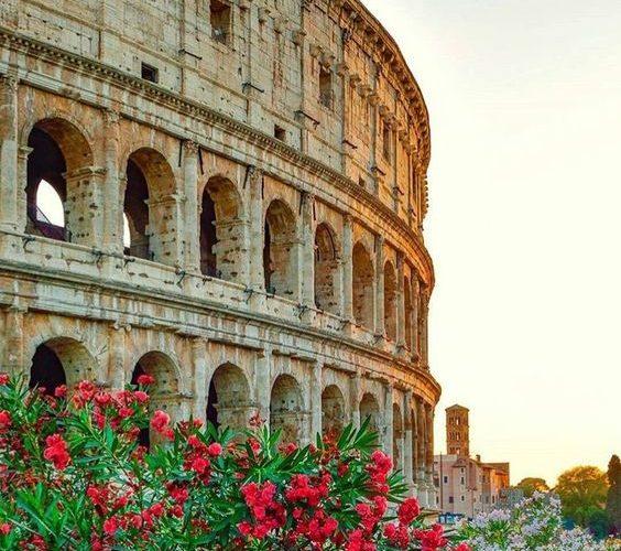 Vacanze in Italia, Roma, Lazio.